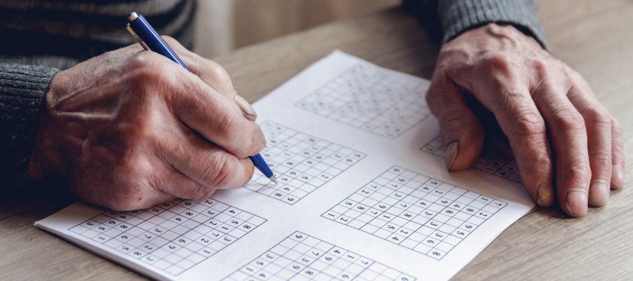 Esercizi per Stimolare Mente Anziani