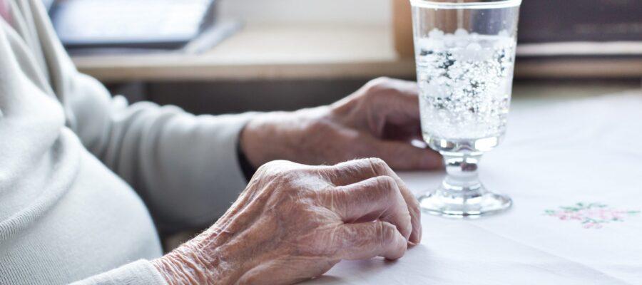 cause rimedi disidratazione anziani