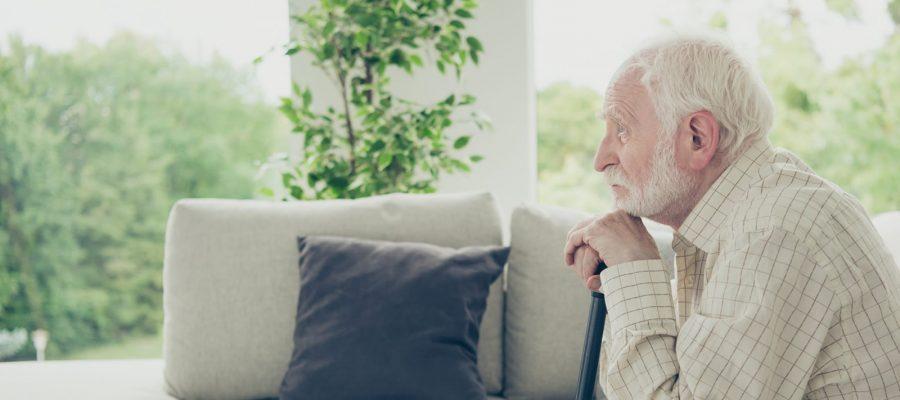 solitudine anziani estate